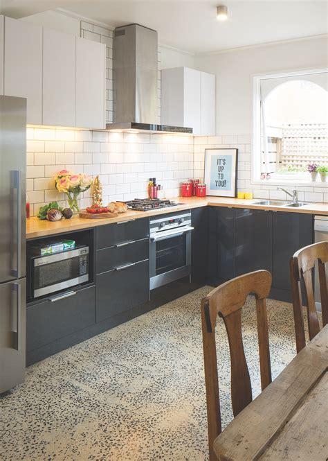 kitchen l shaped design advantages of an l shaped kitchen kaboodle kitchen 5295