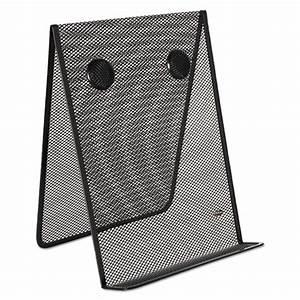 mesh document holder stainless steel black office With office supplies document holder