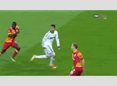 Cristiano Ronaldo Scores Goals Like He's Playing Against