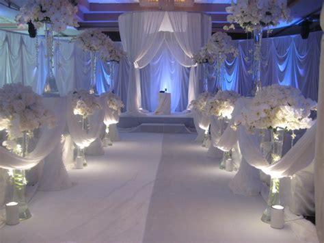 black white wedding reception decorations apartment