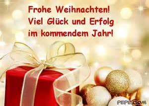 frohe weihnachten viel glück und erfolg im kommendem jahr postkarte