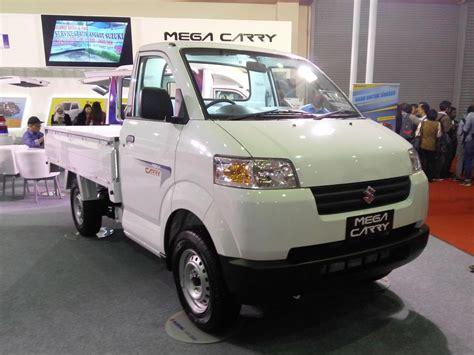 Suzuki Mega Carry Modification by Suzuki Mega Carry 2018 Lebih Segar Tetap Tangguh