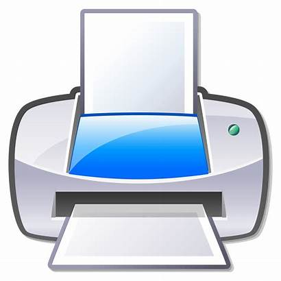 Library Printing Scanning Printer Clipart Scan Copy