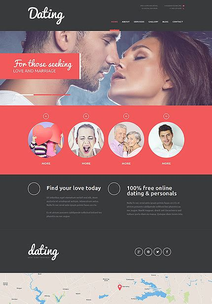black responsive joomla template red for web design striking action oriented bold