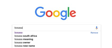 'bosasa' Is Now A Top Google Search In South Africa