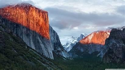 Apple Desktop Mac Resolution Backgrounds Laptop Yosemite