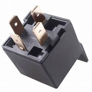1x Car Truck Auto 12v 40a 40 Amp Spst Relay Relays 4 Pin