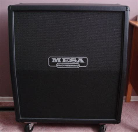 mesa boogie 4x12 slant oversize cabinet cover