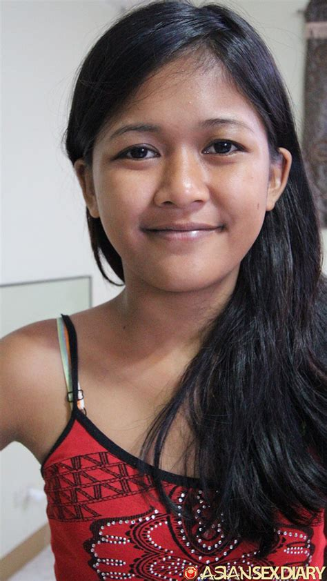 Skinny little filipina teen from Angeles City Philippines