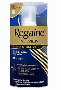 Regaine Foam For Men