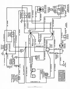 Snapper 2690890 Display Wiring Diagram