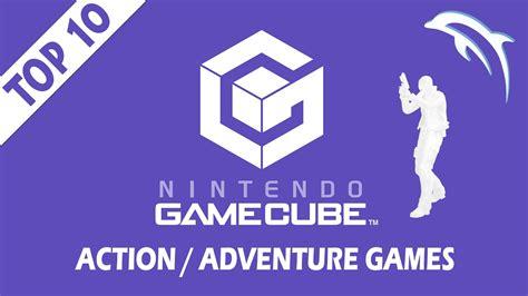 Top 10 / Best Nintendo Gamecube Action/adventure Games Of