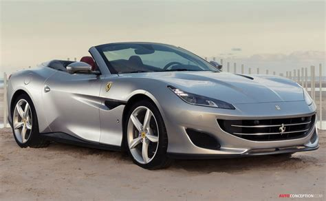 Now, we have more to share with you. Ferrari Portofino Takes the 'Red Dot: Best of the Best' Design Award - AutoConception.com ...