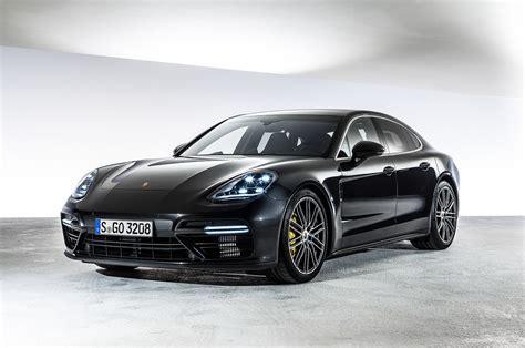 Porsche Panamera Photo by Exclusive Photos 2017 Porsche Panamera Gets Spoiler