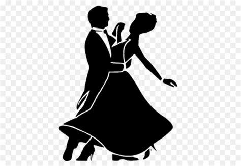 man cartoon clipart dance black silhouette