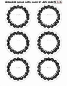 round label template printable label templates With circular labels for printing