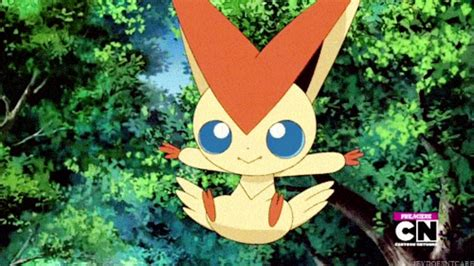 Really Cute Mew And Victini