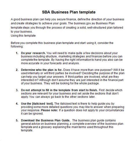 Sample Business Plan Template Pdf Todayfirew6overblogcom