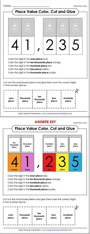 pin  math super teacher worksheets
