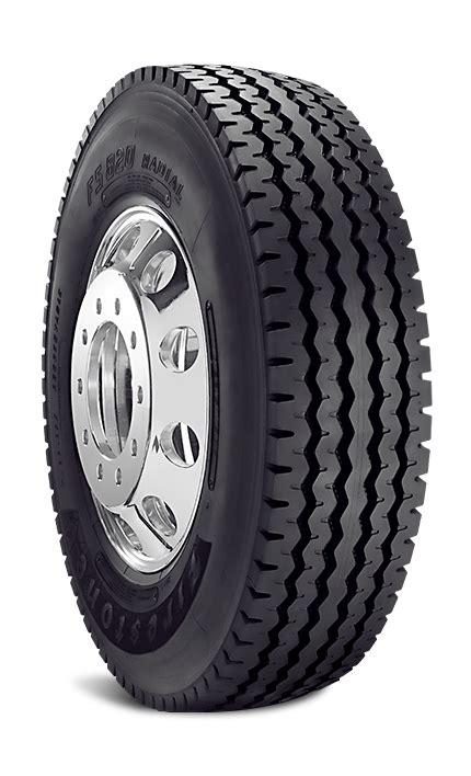 Firestone Fs820  Gcr Commercial Tires