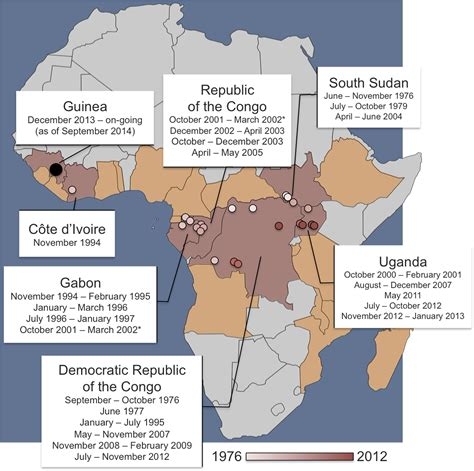 Mapping Ebola In Wild Animals For Better Disease Control