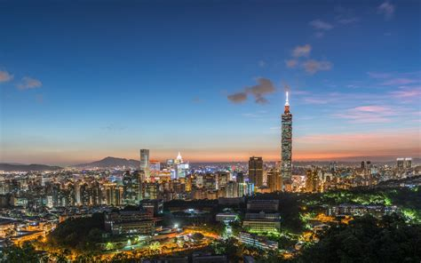 cityscape landscape taipei  wallpapers hd desktop