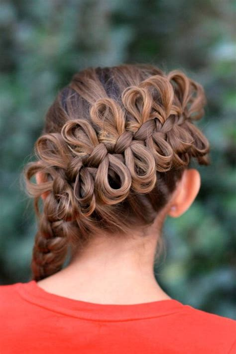 pictures of hairstyles for girls hairstyles for girls 2018 latest unique hairstyle trend