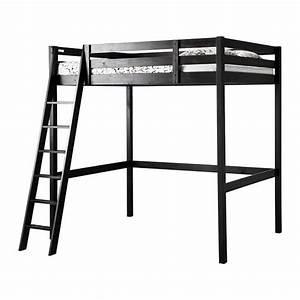 Ikea Stora Hochbett : stor frame hoogslaper zwart ikea ~ Orissabook.com Haus und Dekorationen