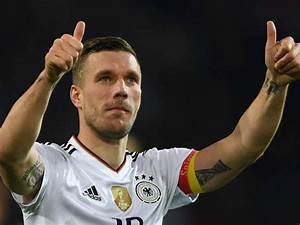 WATCH: Is Podolski the coolest player in the world? | Goal.com