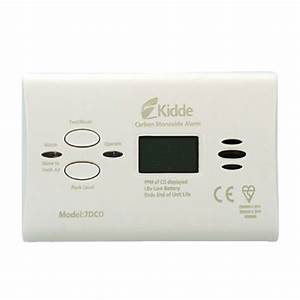 Détecteur De Fumée Monoxyde De Carbone : d tecteur de monoxyde de carbone kidde 7dco ~ Edinachiropracticcenter.com Idées de Décoration