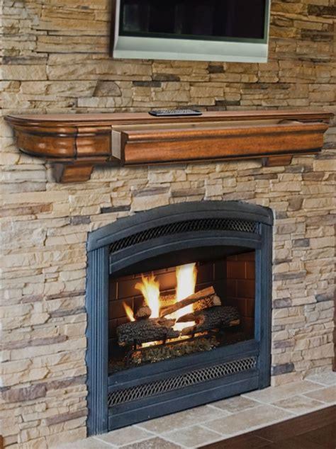 pearl mantels  abingdon wooden mantel shelf