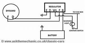 9563 Car Dynamo Wiring Diagram