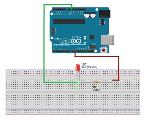 Arduino Led Fade Code Analogwrite Analog Output Pwm Pins Uno