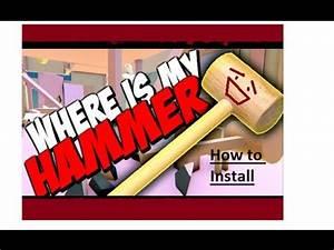 My Hammer Kosten : how to install where 39 s my hammer youtube ~ A.2002-acura-tl-radio.info Haus und Dekorationen