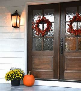 20, Beautifully, Classic, Farmhouse, Stained, Wood, Doors