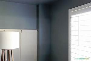 Painting A Room With Behr Atmospheric Paint Life On