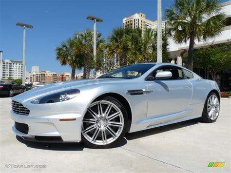 2009 Lightning Silver Aston Martin Dbs Coupe 46776171