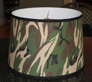 Small Lamp Shade Spider Fitter by Camouflage Empire Lamp Shade 12 18 Quot W Lamp Shade Pro