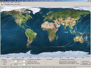NASA Space Station Flight Path - Pics about space