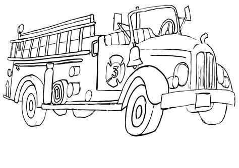 disegni da colorare camion dei pompieri disegni da colorare disegni da colorare camion dei