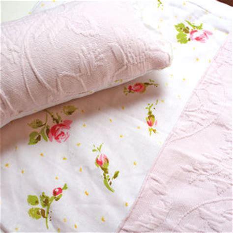 shabby chic cotton blanket beatrix potter fabric garden tales from scarlettscozycottage