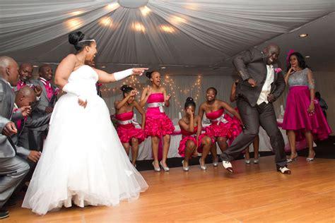 Xhosa Traditional Wedding Reception