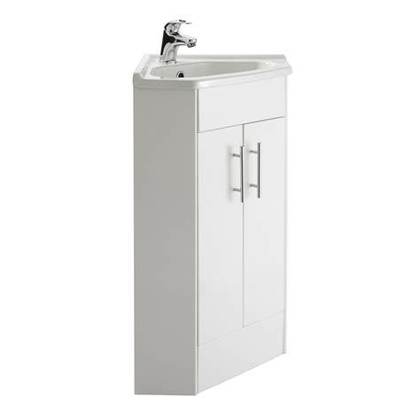 mobile bagno angolo mobile lavabo bagno ad angolo con 2 ante
