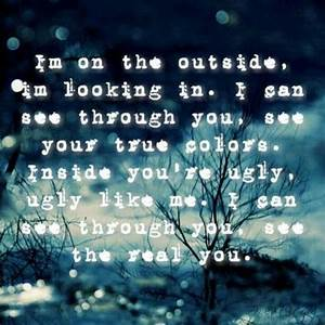 Outside Staind Music Is Love