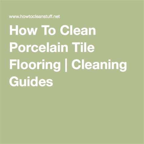 best 20 clean tile floors ideas on