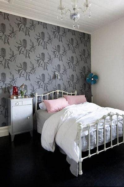 tapisserie de chambre a coucher le papier peint la chambre à coucher