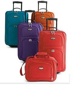 JCPenney Luggage Sale