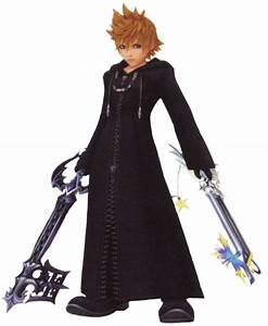 Kingdom Hearts 3 Roxas