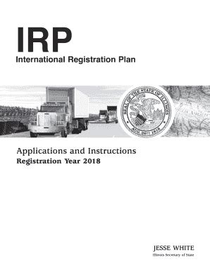 irp online form irp application illinois fill online printable
