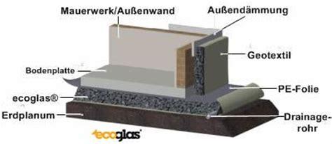 dämmung fußboden gegen erdreich aufbau unter bodenplatte energie in der thermobodenplatte speichern d mmung unter bodenplatte